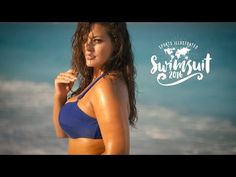 Ashley Graham an official Sports Illustrated Swimsuit Model for 2016 – STYLE & CURVE