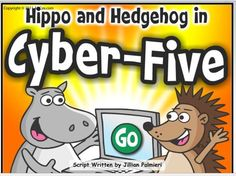 Online safety for K-5. Includes games & quizzes!