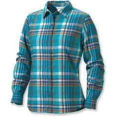 Marmot Thalia Flannel Shirt - Women's - 2013 Closeout