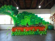 5th years Yohann' dinosaur party | CatchMyParty.com