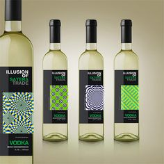 Alcoholic Drinks: Sexy Packages » Design You Trust – Design Blog and Community