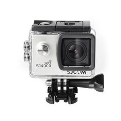 SJcam SJ4000 WiFi Car DVR Camera Sport DV Novatek Waterproof
