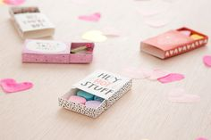 How to Make Matchbox Valentines (+ Free Printables!)
