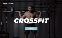 Top 10 Sports WordPress Templates to Get a Website Into Shape Wordpress Template, Wordpress Theme, Free Web Design, Contact Sport, Team Page, Free Website Templates, Web Design Projects, Lettering Tutorial, The Thing Is