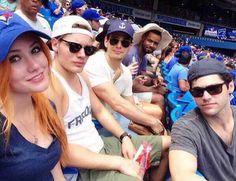 #Shadowhunters #TheMortalInstruments #TMI #Movie  Сумеречные охотники на бейсболе