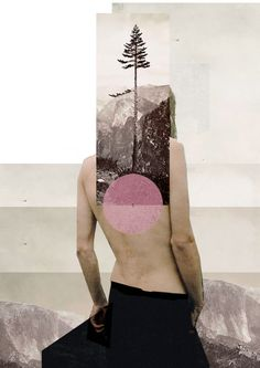 Rhed Fawell - Collage