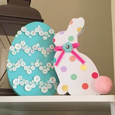 2e0947e87299 Target store dollar spot crafts. Easter egg and bunny box makeover  @thriftynseattle Instagram.
