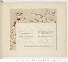 Vieilles chansons et rondes pour les petits enfants, notées avec des accompagnements faciles / par Ch. M. Widor ; Illustrations de M. Boutet de Monvel - 35