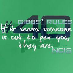 "Gibbs' Rule #40: NCIS Season 7 Episode 22 - ""Borderland"""