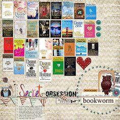 bookworm ideas