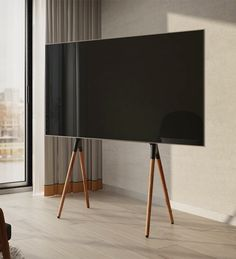 Modern TV Stands Reminiscent of Classic Mid-Century Designs