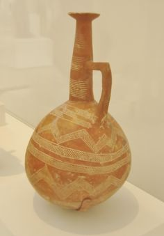 Cypriot Red Polished Ware Jug, Circa 1900 BC. North Carolina Museum of Art, Raleigh. Photo: Clio Ancient Art & Antiquities