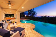 1000 ideas about backyard pool parties on pinterest - American home shield swimming pool coverage ...