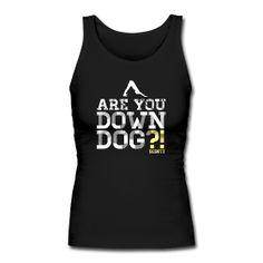 Down Dog Tank - Womens