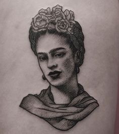 Frida Kahlo tat.