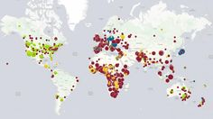 The Council on Foreign Relations CFR recently published a disease map purporting to show that disease outbreaks are the fault of the unvaccinated. ...