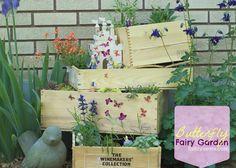 Fishly News: Creating a Fairy Garden