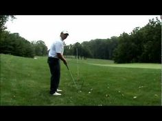 Golf Lesson - How to Hit a Lob Shot
