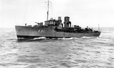 HMS Gentian was a Royal Navy Flower-class corvette that served in the Battle of the Atlantic, during World War II.