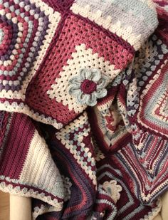 Blog Hop CAL Afghan Giveaway | Little Monkeys Crochet