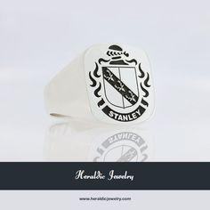 Stanley family crest jewelry