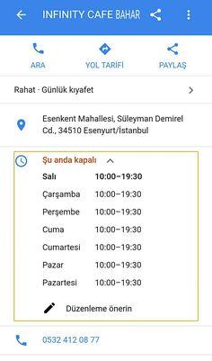 İNFİNİTY CAFE BAHAR