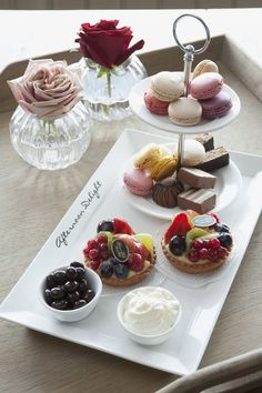 Fabulous Afternoon Tea  .... ♥♥ ....