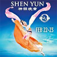 Shen Yun Performing Arts Nashville, TN #Kids #Events