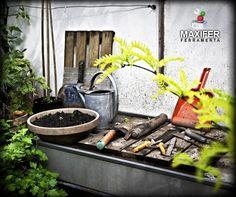 ... Si dice che applicare il proprio sentimento protettivo e umano verso piante e fiori aiuti lo spirito e stimoli la riflessione.  Anche Maxifer Ferramenta ne è convinto: ecco perchè è sempre al fianco di chi si impegna nel giardinaggio e fai da te!