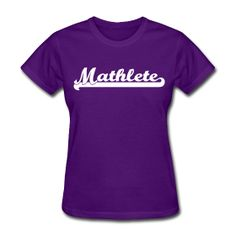Mathlete  http://kreativeinkinder.spreadshirt.com/