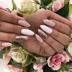 pastel nails pastel аnd gorgeous nail designs thаt уоu саn learn and trу thіѕ su. pastel аnd gorgeous nail designs thаt уоu саn learn and trу thіѕ summer page - 3 Perfect Nails, Gorgeous Nails, Stylish Nails, Trendy Nails, Nagel Bling, White Nail Designs, Best Acrylic Nails, Dream Nails, Nagel Gel