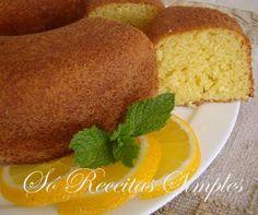 Este é um bolinho gostoso, sob medida para os afeiçoados a bolo de laranja, em que o sabor forte da casca dá-lhe uma personalidade única, q...