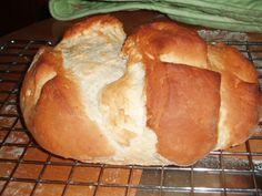 How to make Authentic Italian Bread Recipes from Tuscany, Pane Toscano, Panini All'Olio.