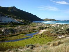 The Bibbulmun Track - Approach to Conspicuous Beach, Western Australia Amazing Pics, Awesome, The Other Side, Western Australia, The World's Greatest, Washington State, Long Distance, Travel Around, Wonders Of The World