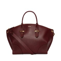 ALEXANDER MCQUEEN|Bags|Grainy Calf Leather Legend