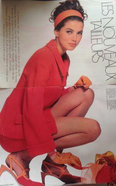 Madame Figaro magazine, Paris, France  1990s