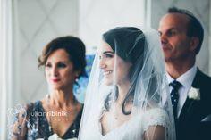 Beautiful romantic bridal look. Bridal hair and makeup by: www.danielarodrigueznyc.com