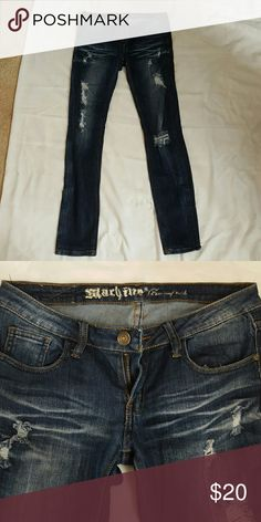 Jeans Distressed jeans Jeans Skinny