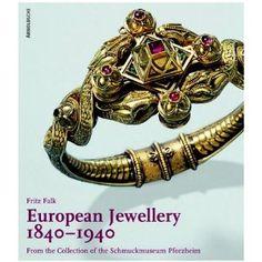 Jewellery 1840-1940: Highlights from the Schmuckmuseum Pforzheim: Amazon.co.uk: Fritz Falk: Books