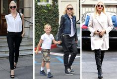 Gwen Stefani Hands down the coolest mom in the biz. Sorry, Amy Poehler in Mean Girls.   Read more: 9 Celebrities With Killer Personal Style - Slideshow | Fashion | PureWow National