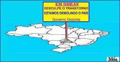 Só o Brasil deixou o Moro destruir tudo!