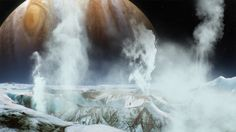 NASA Viz: Space Fountains