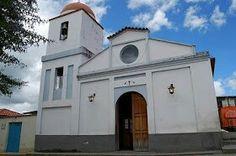 Iglesia de San Miguel Arcangel.Cubiro.Edo.Lara.Venezuela
