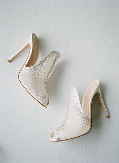 alex-riyad-wedding-shoes-0720 Seaside Garden, Celestial Wedding, Wedding Cape, Ceremony Programs, Wedding Heels, Cape Cod, Bride, Shoes, Fashion