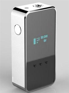 SMY50 TC Box Mod