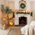 Mesas navideñas elegantes. Ideas para decorar la mesa en Navidad.