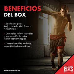 El box tiene más beneficios de lo que crees. #CletoReyes #training #workout #mind #health #box