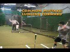 Baseball Power Hitting - YouTube