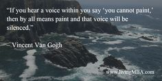 """""""...by all means, Paint!"""" #vision #Mindfulness"""