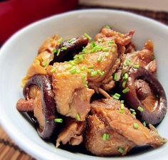 Mushrooms beer duck --- recipes    《China on the tongue》 - aftertaste China food culture
